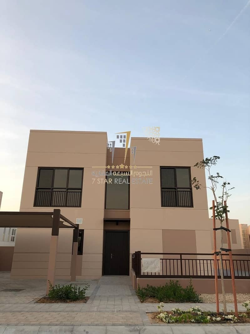 1 Villa for sale location in the Al Zahia area