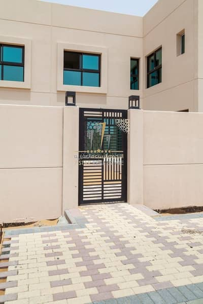 Owns a Villa 4 Bedrooms for 5 years without service fees in Al-Rahmaniyah at a good price