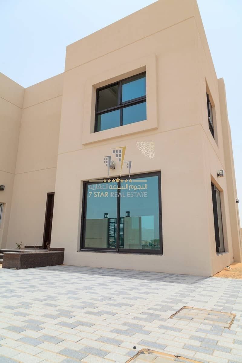 2 Owns a Villa 4 Bedrooms for 5 years without service fees in Al-Rahmaniyah at a good price