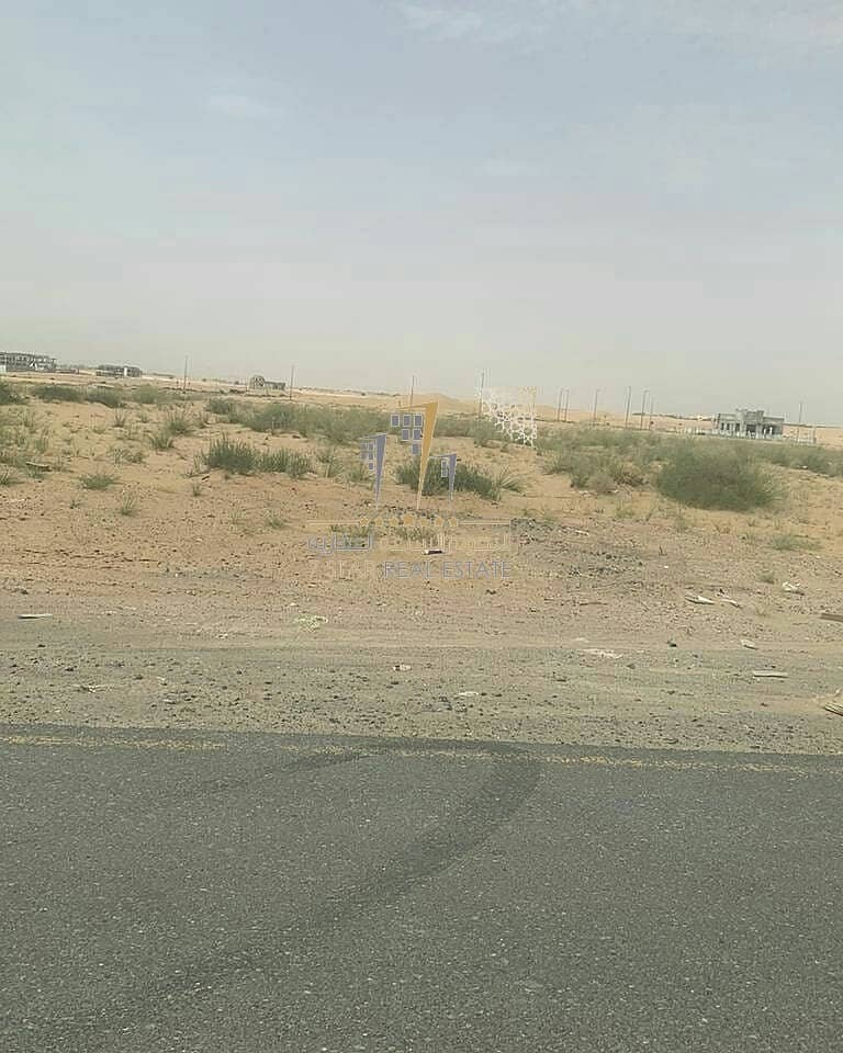 Residential land for sale in Sharjah Al Hoshy area at a Good Price