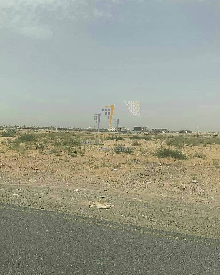 2 Residential land for sale in Sharjah Al Hoshy area at a Good Price