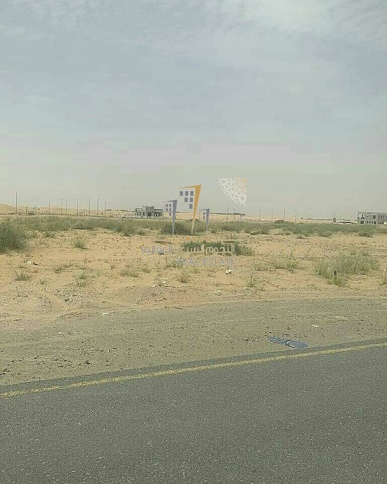 6 Residential land for sale in Sharjah Al Hoshy area at a Good Price
