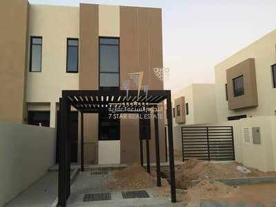 2 Bedroom Villa for Sale in Al Tai, Sharjah - ready villa 2bedrooms corner for sale without service charge free hold