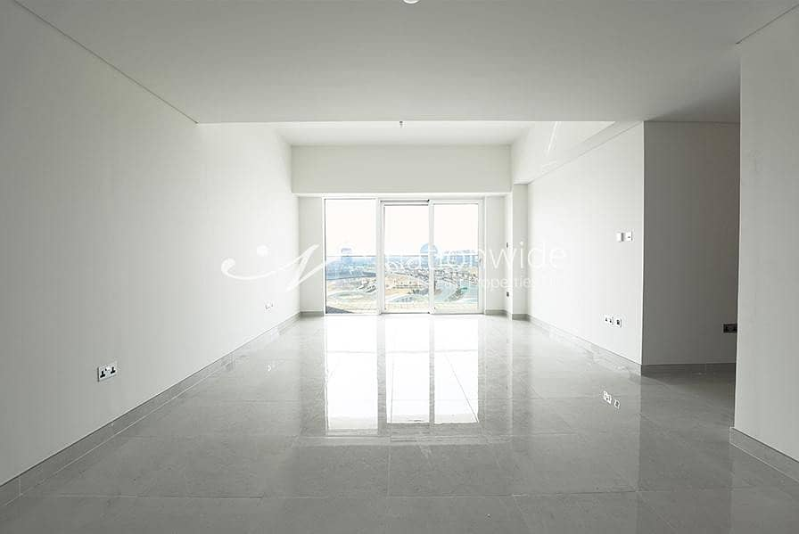 2 An Affordable Apartment with Spacious Balcony