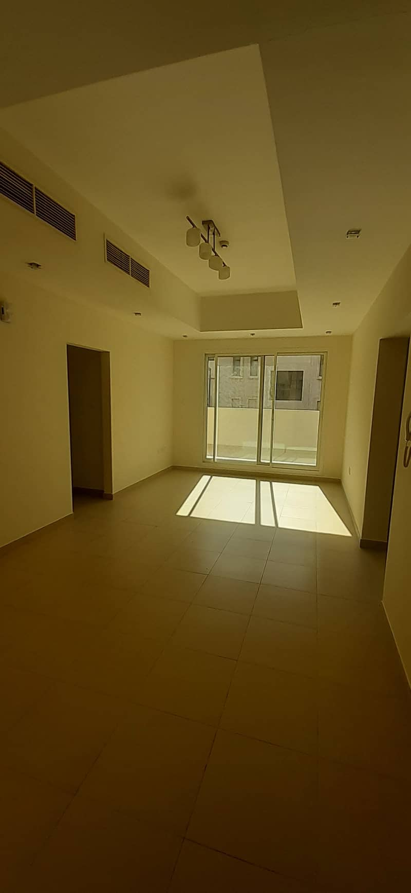 3 BED/HALL WIT ATTACHED BATH  APARTMENT in AL WARQAA 1, DUBAI for RENT only 60k