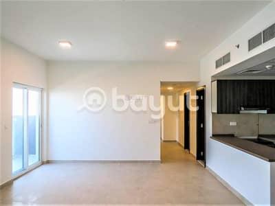 1 Bedroom Flat for Rent in Al Furjan, Dubai - Pool View   Chiller Free  Bright Unit