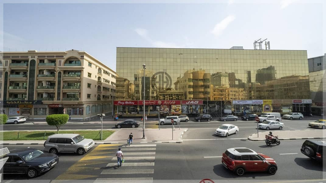 2 LARGE LAY OUT SHOWROOM - PRIME LOCATION IN KARAMA