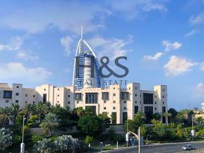 3 Bedroom Flat for Sale in Umm Suqeim, Dubai - Only Unit Available With This View | Secondary Market