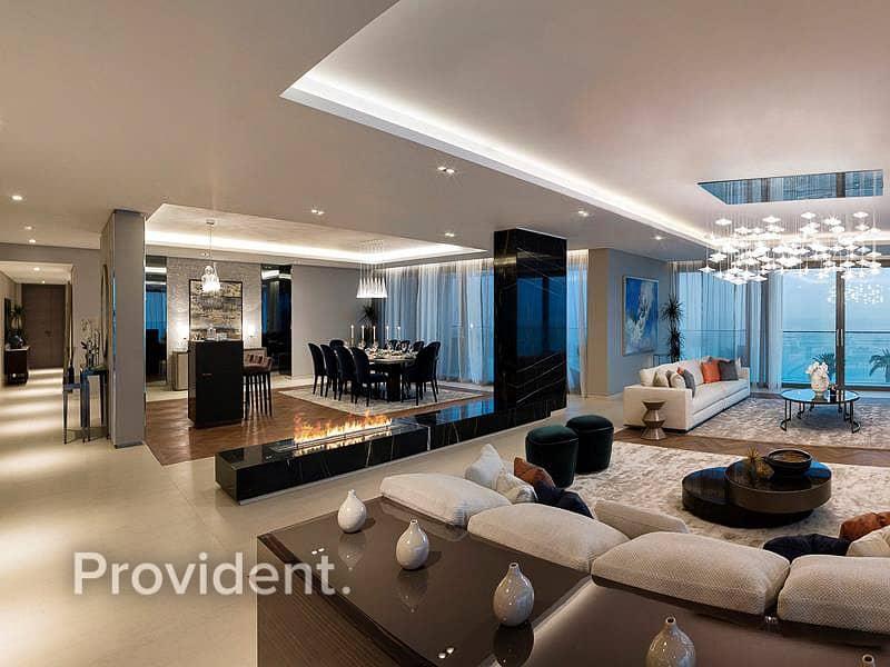 2 Huge 3BR Penthouse | 3-Year Post Handover Plan