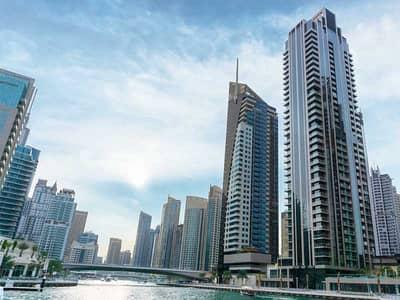 3 Bedroom Flat for Sale in Dubai Marina, Dubai - 3 Bedrooms with Exquisite Marina Views