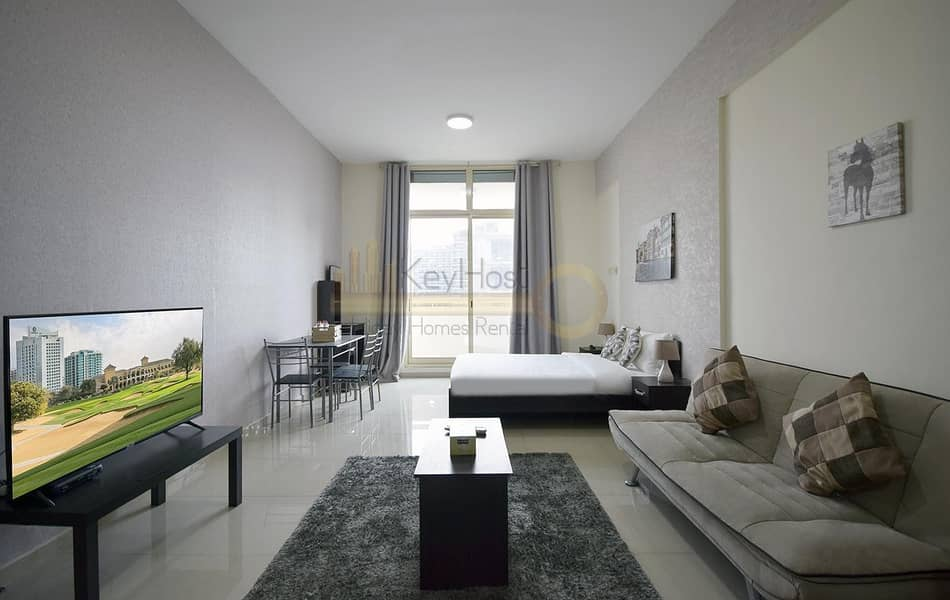 Special Offer | Beautiful Studio with Balcony