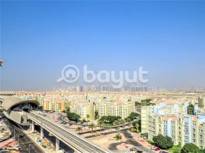 2 Bedroom Apartment for Rent in Al Furjan, Dubai - Specious 2 Bed+ Maid. Open for both Rent and Sale!