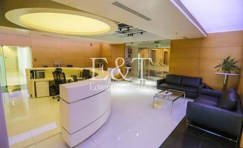 مکتب  للبيع في الخليج التجاري، دبي - High Floor | Huge Office Space | Multiple Parkings