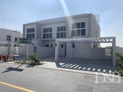 3 Bedroom Villa for Rent in Mudon, Dubai - Semi Detached | Type C | Park & Pool Facing