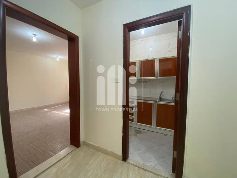 14 Spacious 1BHK Home located at MBZ