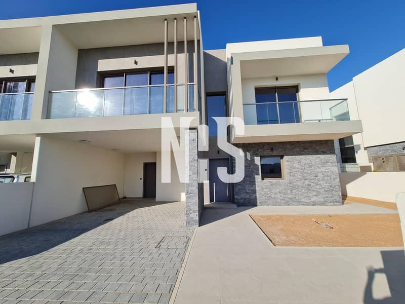 2 4 Bedrooms Townhouse at Yas Acres Type 4Y