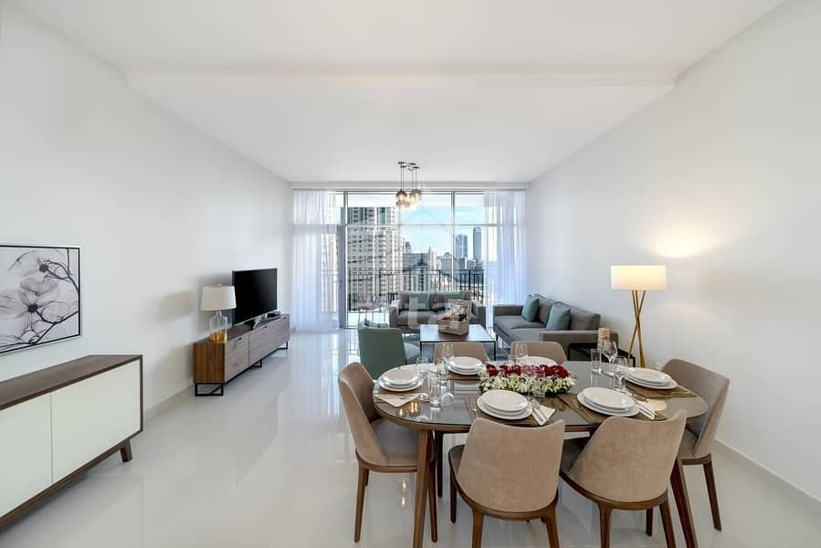 2 City View  Fully Furnished Apartment  Ready on 7th Dec 2020