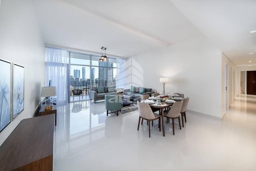 9 City View  Fully Furnished Apartment  Ready on 7th Dec 2020
