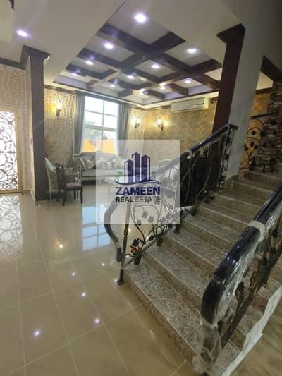 6 MASTER BED ROOM WITH MAID ROOM MAJLIS AND SALAH