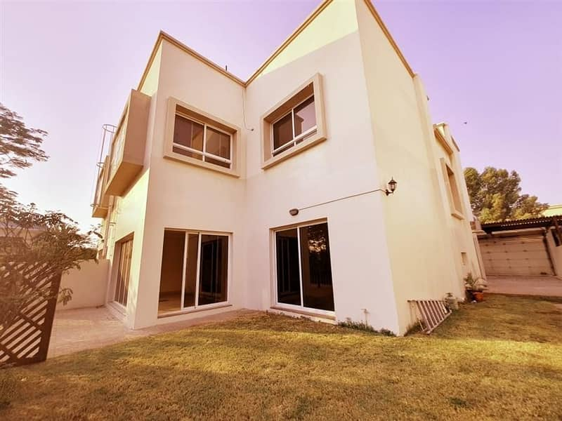compound  5 Bedroom Villa in al jafiliya with p.gardre Rent is 175k