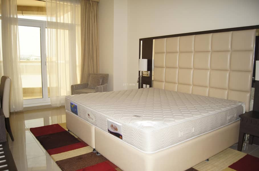 Fully furnished | Maid + Storage | Autodrome View |