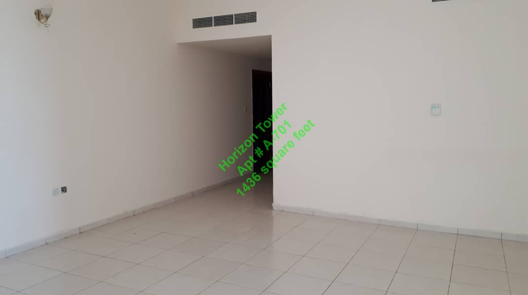 HOT DEAL!!!   - HORIZON TOWER - Large 1BHK Apt - 1436 Sq Ft - Open View - 22,000/=