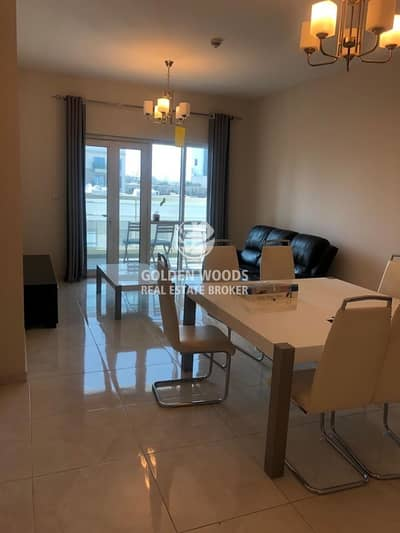 1 Bedroom Apartment for Rent in Jumeirah Village Circle (JVC), Dubai - 1BHK + DEWA & GAS MONTHLY RENT