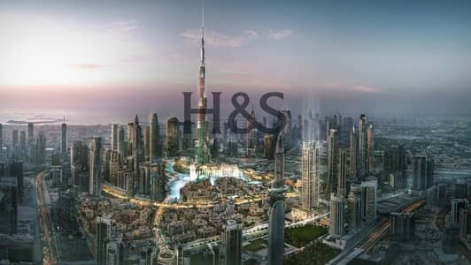 1 Bedroom Flat for Sale in Downtown Dubai, Dubai - Stunning Burj Khalifa View I Luxury Living @ Downtown
