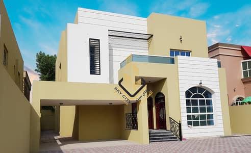 فیلا 5 غرف نوم للبيع في المويهات، عجمان - فيلا بديزاين عصري مميز للبيع بعجمان