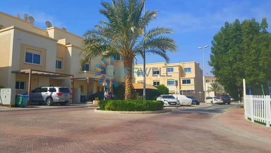 3 Bedroom Villa for Sale in Al Reef, Abu Dhabi - Single Row | Near Entrance | Covered Parking