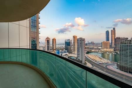 شقة 3 غرف نوم للبيع في وسط مدينة دبي، دبي - Vacant furnished 3 Bed Upper Crest
