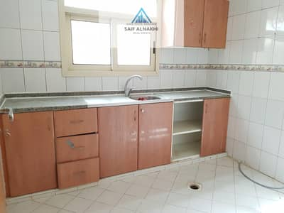 1 Bedroom Flat for Rent in Muwailih Commercial, Sharjah - Well Designed Spacious 1Br Available With Central Ac Just 17k At prime location Muwaileh Sharjah