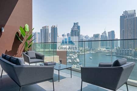 3 Bedroom Apartment for Sale in Dubai Marina, Dubai - BRAND NEW 3BR+READY+4 yrs PAY+ZERO DLD