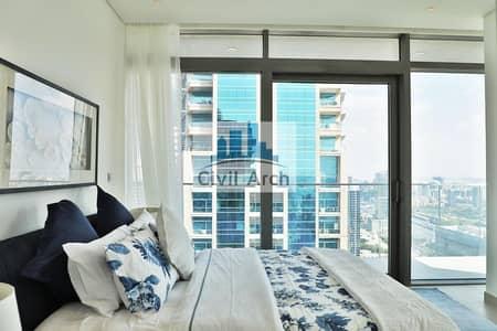 2 Bedroom Apartment for Sale in Dubai Marina, Dubai - SEA VIEW-CITY VIEW 2BR+4YEARS PAY+ZERODLD