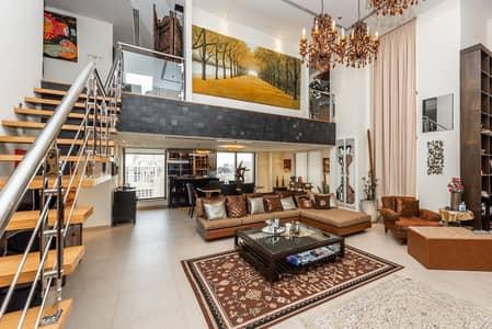 فلیٹ 1 غرفة نوم للبيع في جميرا بيتش ريزيدنس، دبي - Duplex Apt | Furnished | Sea View
