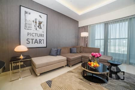 1 Bedroom Flat for Sale in Business Bay, Dubai - Creek View | High Floor | Rented
