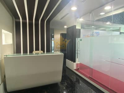 Office for Rent in Barsha Heights (Tecom), Dubai - Excellent Layout Glass Partitioned Rooms