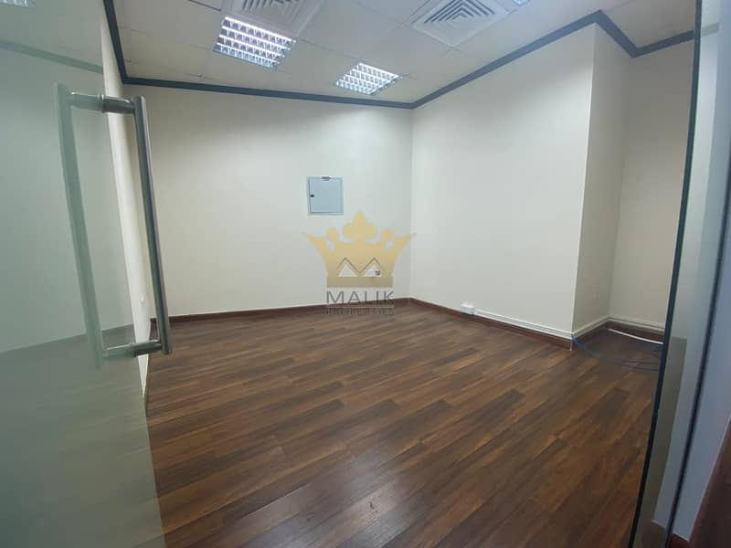 9 Prime Location Fitted Office Low Floor
