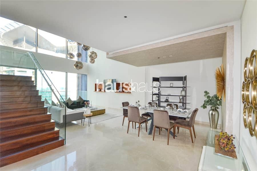 2 Years PP | 4 Bedrooms Duplex Penthouse