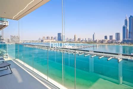 فلیٹ 3 غرف نوم للبيع في دبي هاربور، دبي - 2 Years Post-Handover Payment Plan | Rare Unit