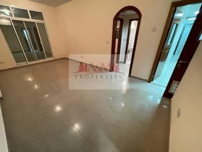 شقة 1 غرفة نوم للايجار في المرور، أبوظبي - GREAT OFFER.: One Bedroom Apartment  with wardrobes & Laundry room for AED 42,000 Only.!!