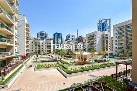 فلیٹ 1 غرفة نوم للبيع في الروضة، دبي - Spacious One Bed | Pool View | Over 815 sq.ft