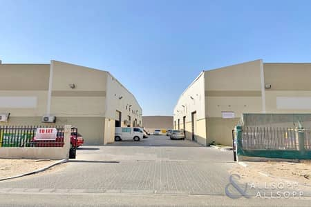 Warehouse for Sale in Dubai Investment Park (DIP), Dubai - 8 Units On 1 Plot | High Power | Good Price