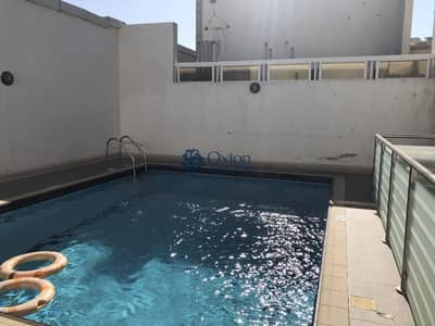 1 Bedroom Apartment for Rent in Al Taawun, Sharjah - 45Days Free 1Bhk Gym Pool Wardrobes