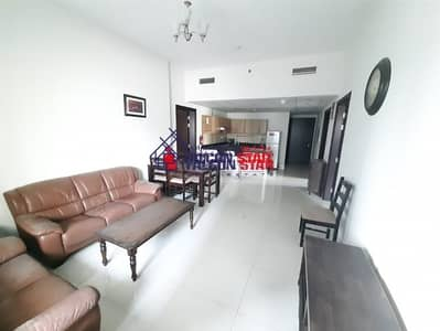 1 Bedroom Apartment for Sale in Dubai Sports City, Dubai - ALREADY RENTED - HIGHER FLOOR - FULLY FURNISHED 1 BEDROOM FOR SALE