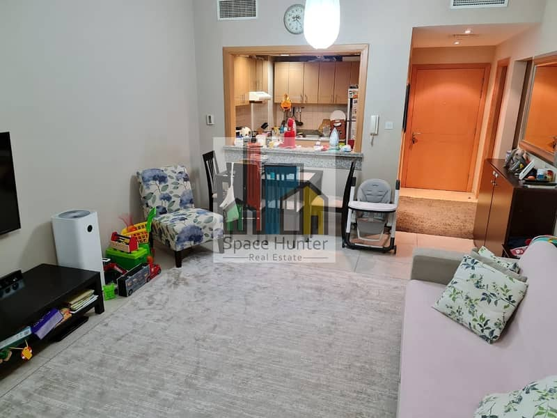 Beautiful  1 BR  in Ruby  Residence -DSO | 415K