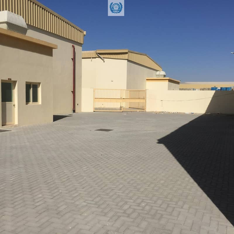 2 73 Kw to 146  Kw Ready Power Warehouse + Yard + Offices