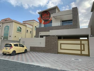 5 Bedroom Villa for Sale in Al Mowaihat, Ajman - Villa for sale in Europe, with personal finishing