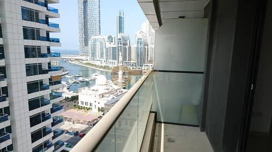 Studio for Rent in Dubai Marina, Dubai - Hot Deal - Studio Flat In Escan Tower | Free Chiller 30k
