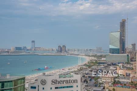 3 Bedroom Apartment for Sale in Dubai Marina, Dubai - Large Terrace | 3 Bedroom | 3459 sq ft